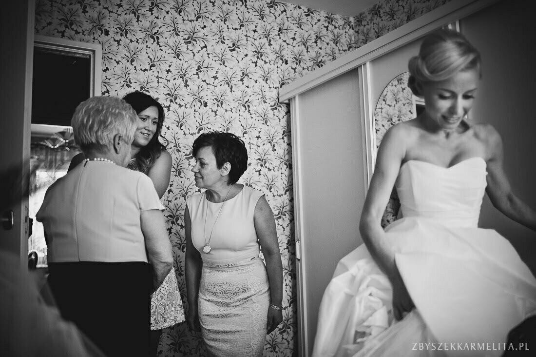 wesele na skarpie tuczno fotograf konin 0011 -