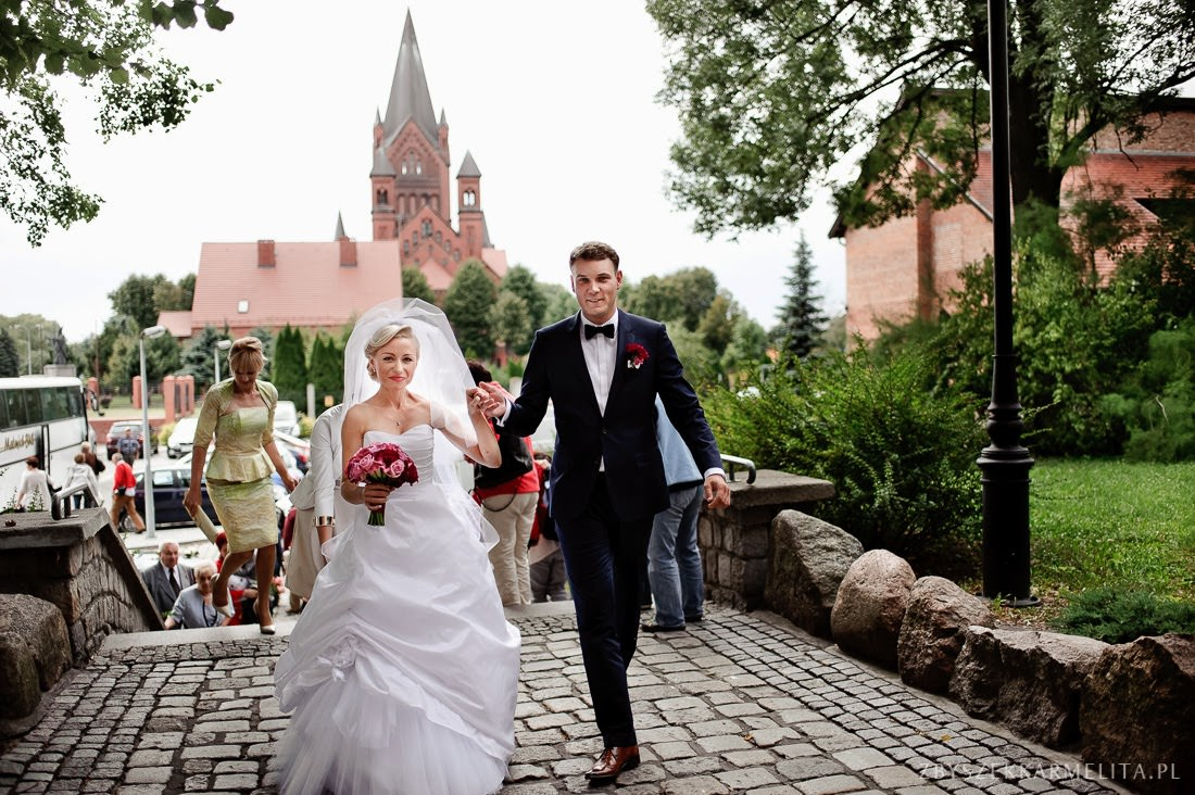wesele na skarpie tuczno fotograf konin 0019 -