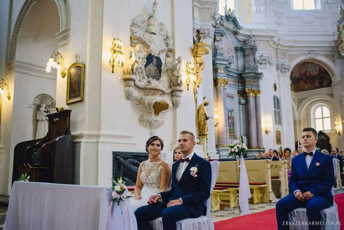ceremonia klasztor w Ladzie Dworek Czardasz zbigniew karmelita fotografia konin 0035 1 -