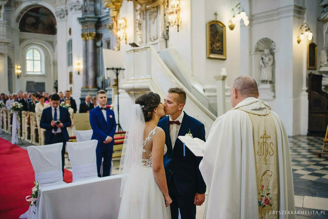 ceremonia klasztor w Ladzie Dworek Czardasz zbigniew karmelita fotografia konin 0044 1 -