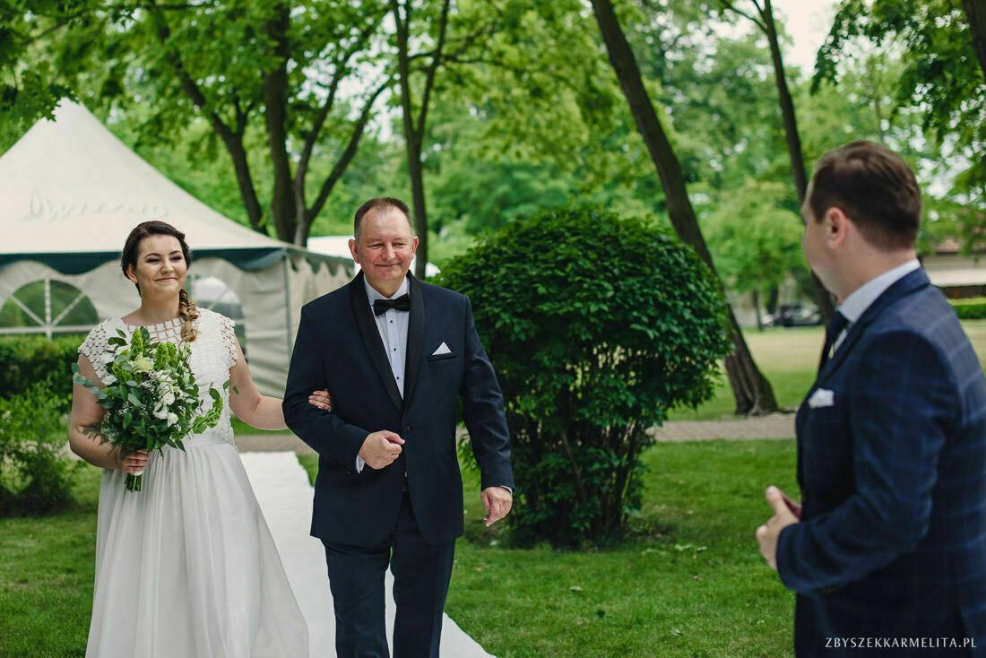 slub i wesele w plenerze vityng Konin fotografia konin 0037 -