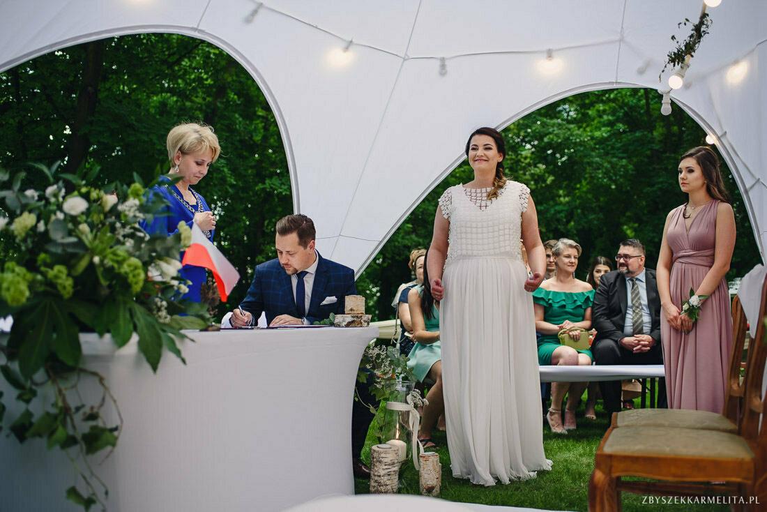 slub i wesele w plenerze vityng Konin fotografia konin 0050 -