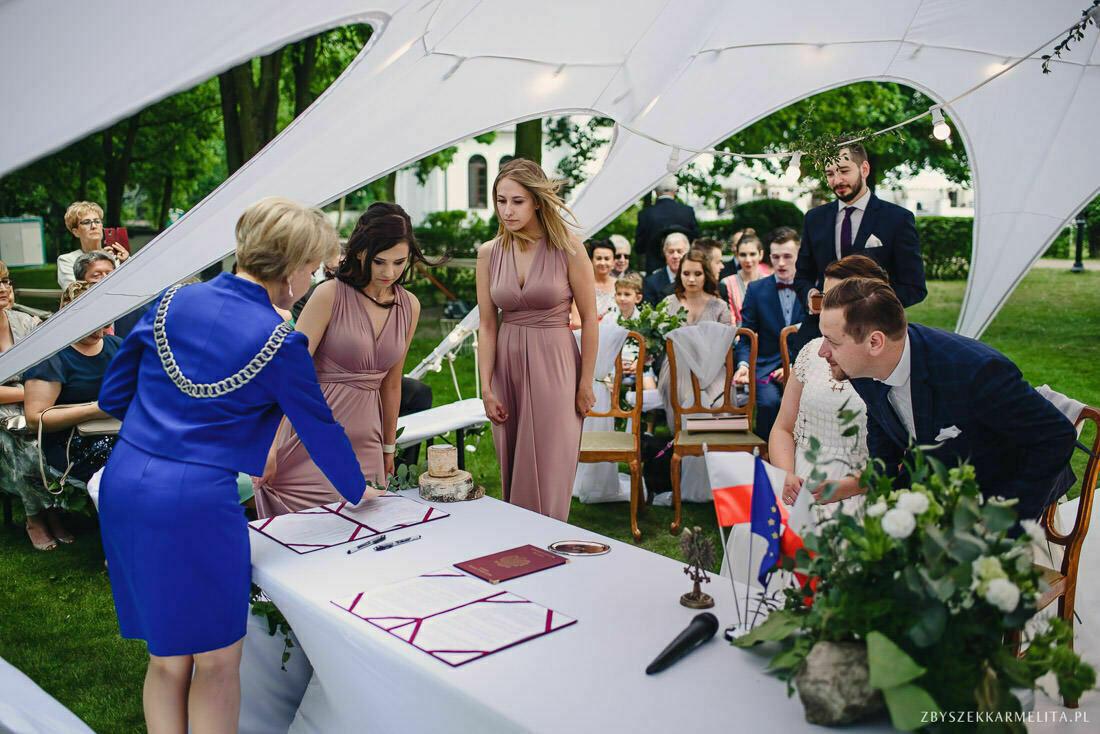 slub i wesele w plenerze vityng Konin fotografia konin 0051 -